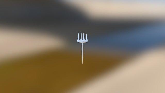 House Fork-knife 3D Model