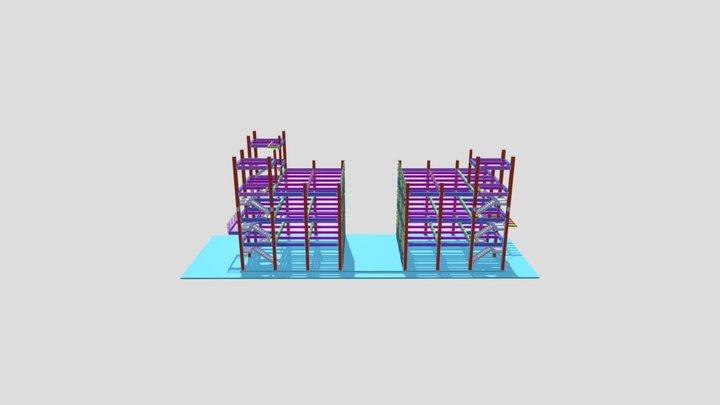瑋鑫廠房新建(一期) 3D Model