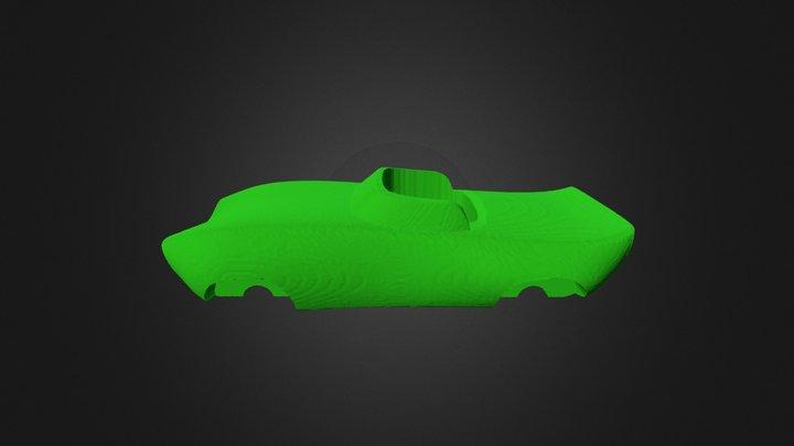 DF Buddyracer Cam 3D Model