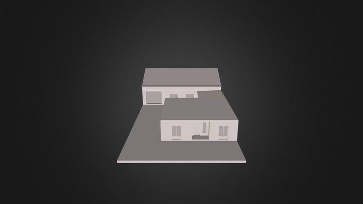 Sala.3ds 3D Model