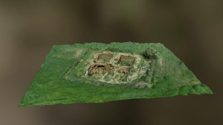 Hornos Modernos Puerto Real 3D Model