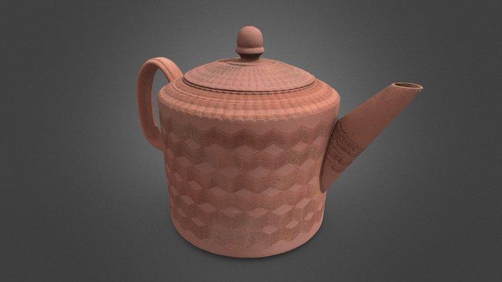Teekannu, Teapot (SMM375:7 / SMM877:30) 3D Model