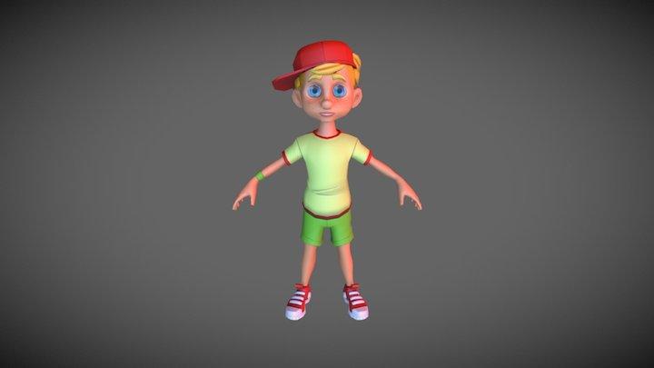 Spike_Game 3D Model