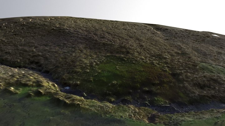 Anglezarke -  James Yates Well POI 3D Model
