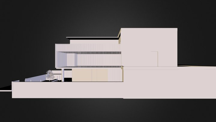 teste 1.obj 3D Model