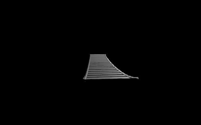 rope_bridge_no_rail.blend 3D Model