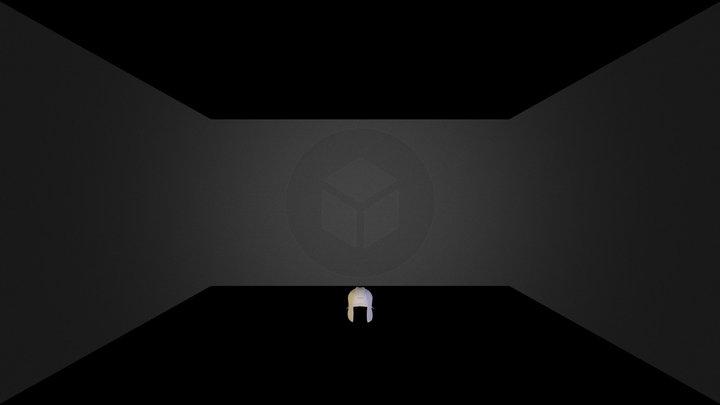 illyrian helmet by Dust_Joshua.obj 3D Model