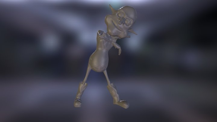 goburin_01_test 3D Model