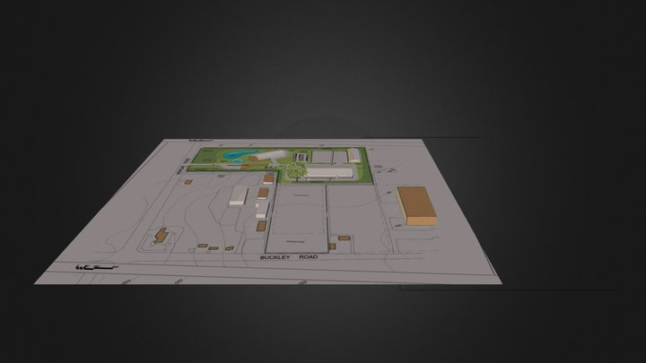 OCDOT_CandS 3D Model