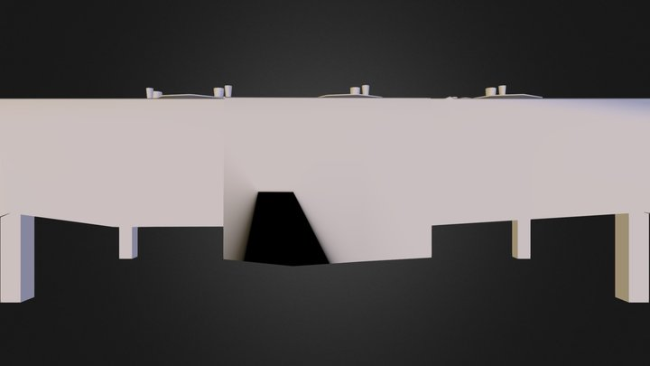 canzhuo001.obj 3D Model