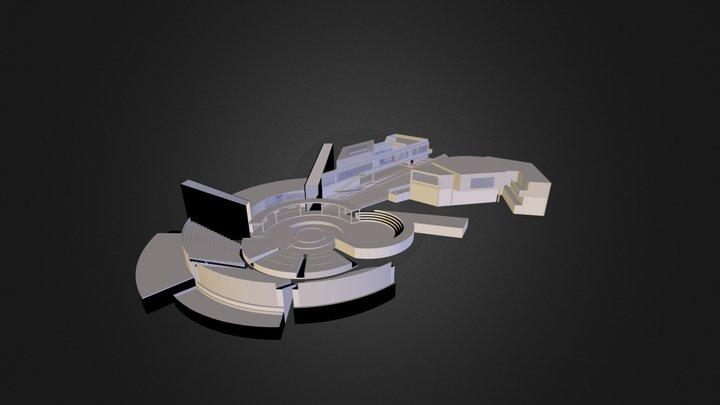 urutau proyect 3D Model