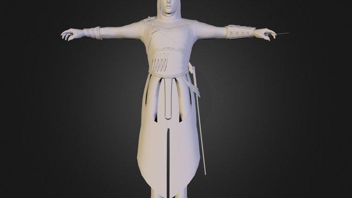 altair.obj 3D Model