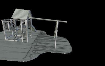 3D Cadworks_Groovy reeks 3D Model