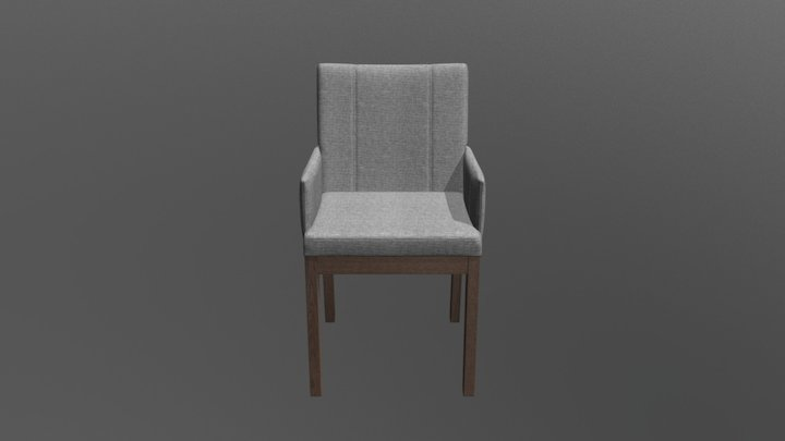 Chair 4220A by Tomali 3D Model