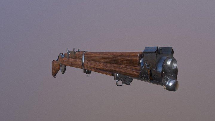 Lee Enfield 3D Model