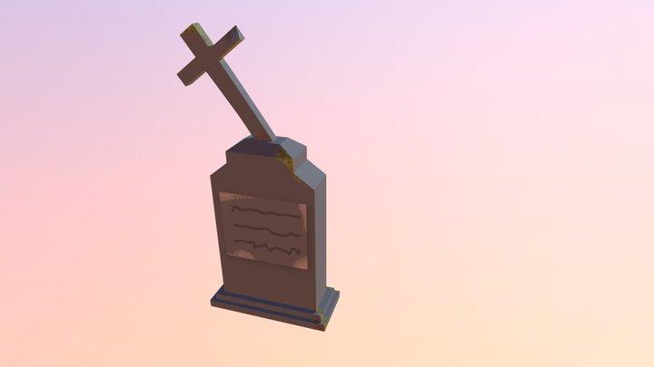 Sepultura 3D Model