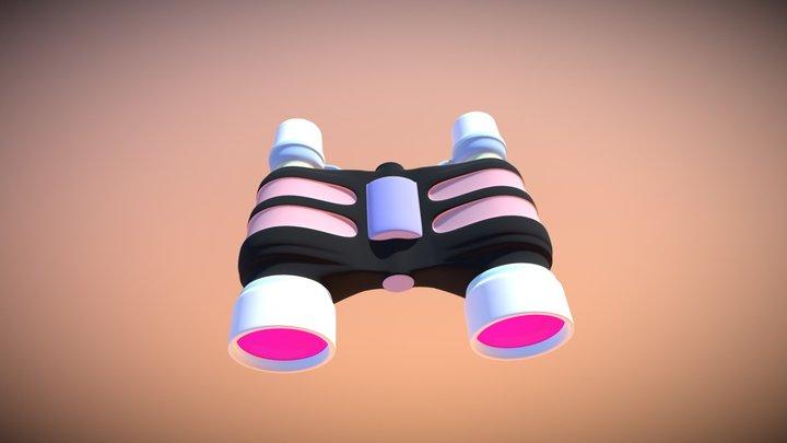 Binocular Toys 3D Model