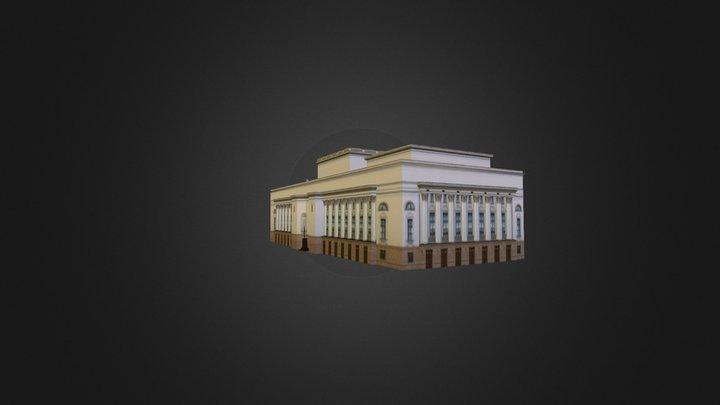 Kaz_TGAT_MJalya 3D Model