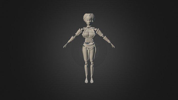 Sandthea Wenkrogg 3D Model