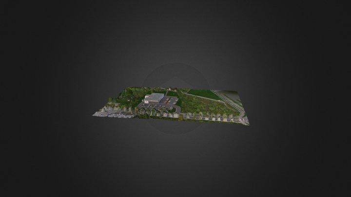Hofer 3D Model
