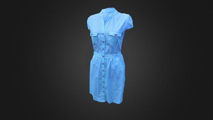 Dress 03. Corrected 3D Model