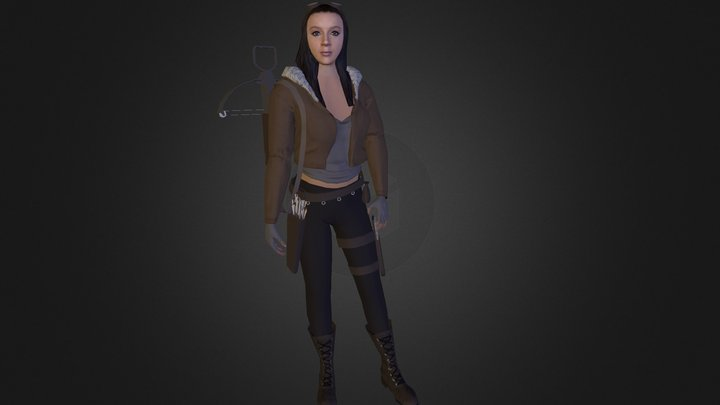 Mortal Engines - Self Portrait 3D Model