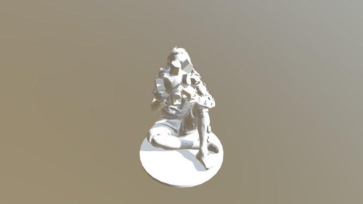 """Atlas"" 3D model 3D Model"