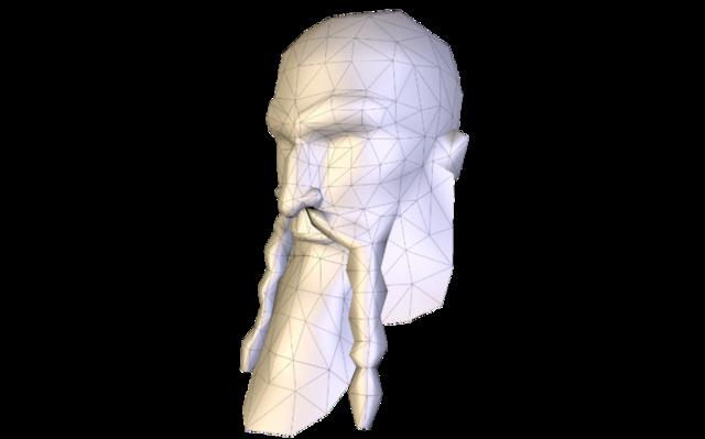60 3D Model