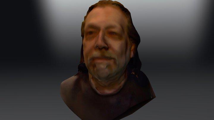 Bob Fallis 3D Model