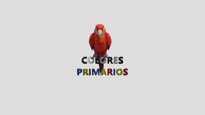 Loros Primarios 3D Model