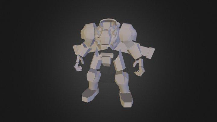 TychusLightYear_v1 3D Model