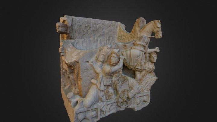urna cinema 3D Model