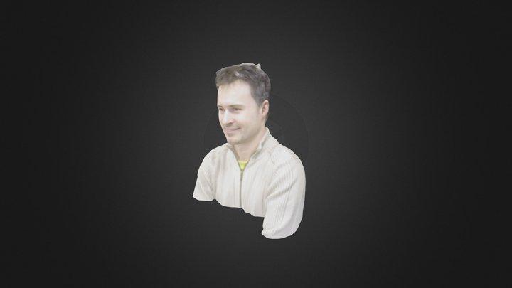 ReconstructMe SDK - Bust #4 3D Model
