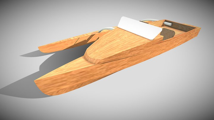 SO27 Cabin3 3D Model