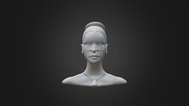 Lucille7 3D Model