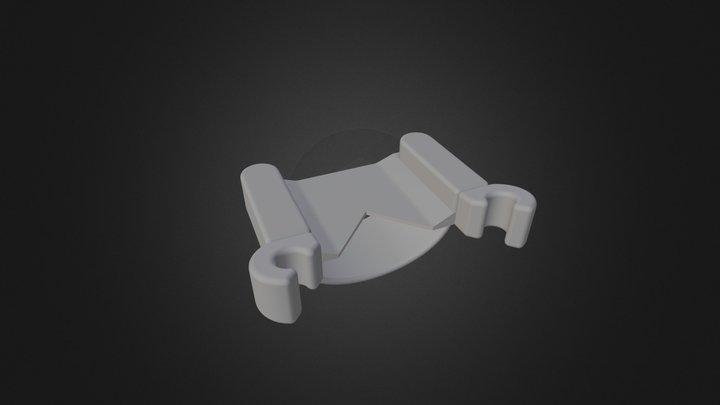 Stapler Guider 3D Model
