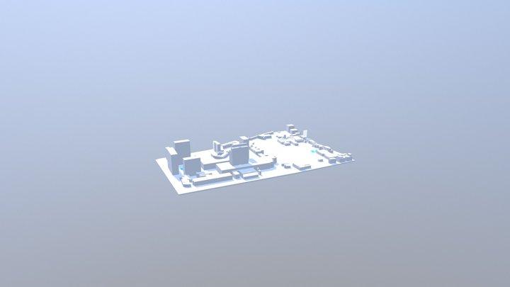 Eigen ontwerp - test 1 3D Model