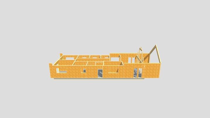 ME-UK ground floor 3D Model