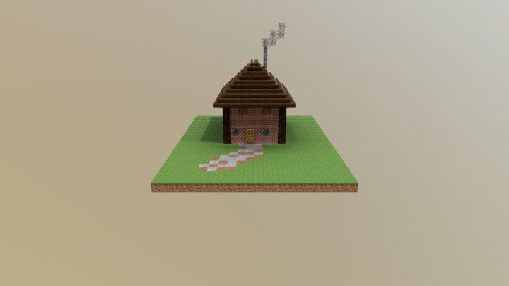 Mein Haus.. 3D Model