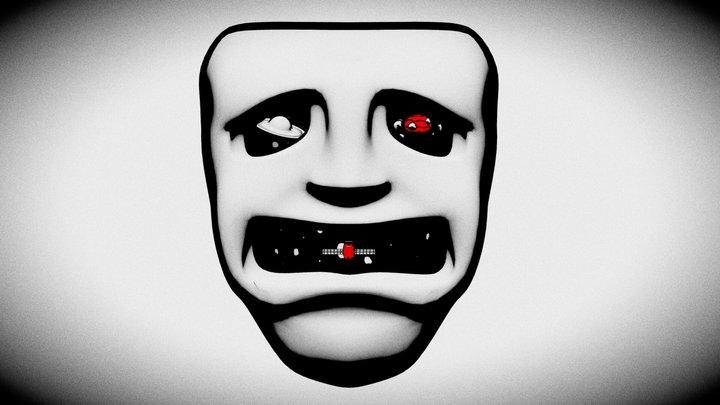 Inside My Head 3D Model