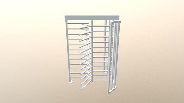 HT431 Single 3d 01 3D Model