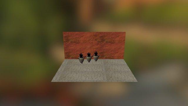 Vaso 2 3D Model