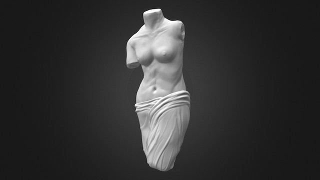 Venus de Milo Study 3D Model