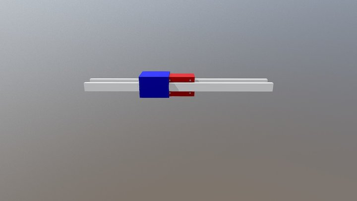 Camera Slider 2.0 3D Model