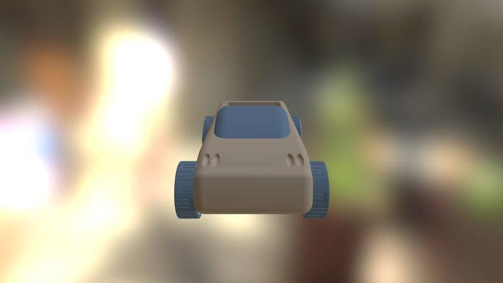 Assembly Automoblox Final 3D Model