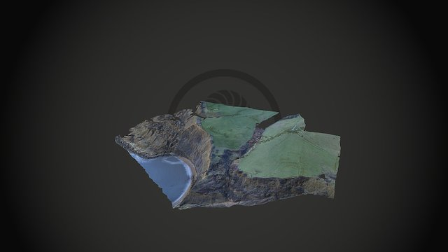 Panorama Test, Dorset 3D Model