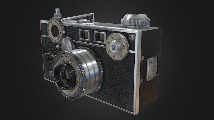 Argus C2 50mm 3D Model