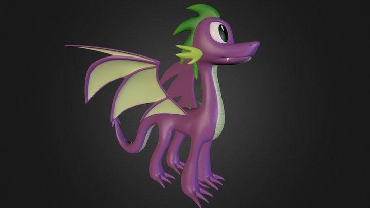Spike 3D Model