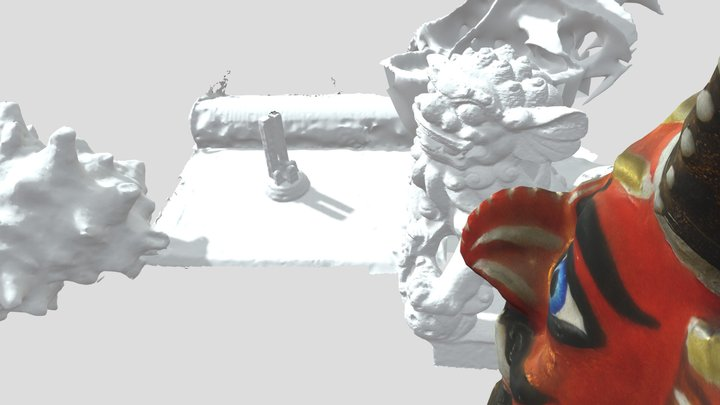 Objetos 3D Model