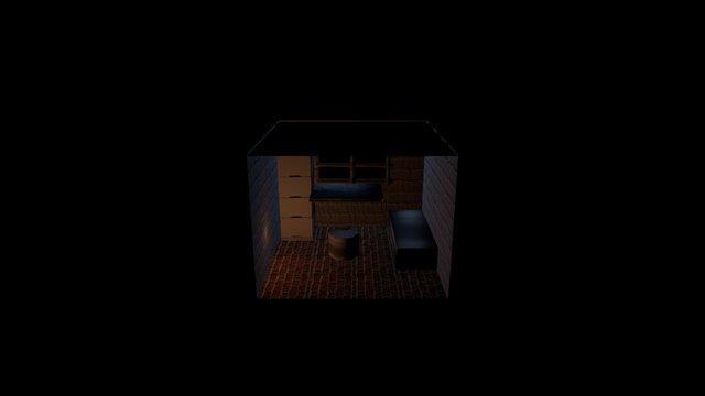 A103082029room 3D Model